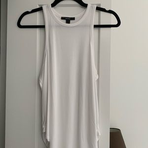 Forever 21 white tank top never worn